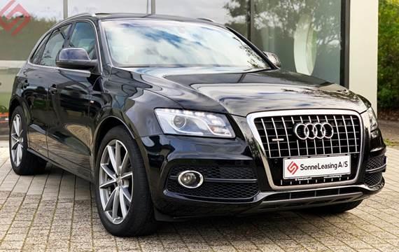 Audi Q5 TDi 240 S-line quattro S-tr. 3,0