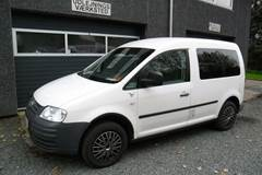 VW Caddy SDi Kombi Life 2,0