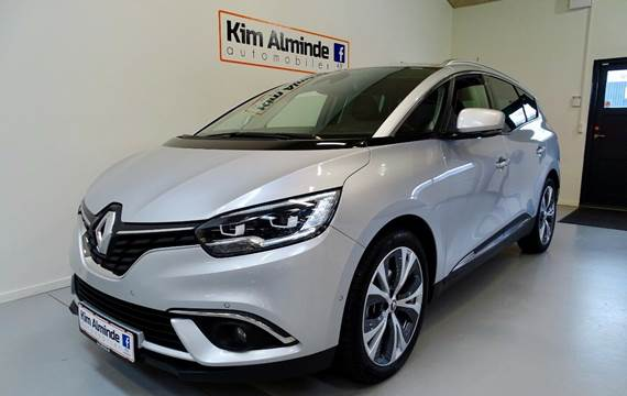 Renault Grand Scenic IV dCi 130 Intens 7prs 1,6