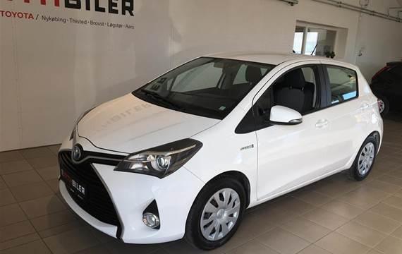 Toyota Yaris B/EL H2 E-CVT  5d Trinl. Gear 1,5