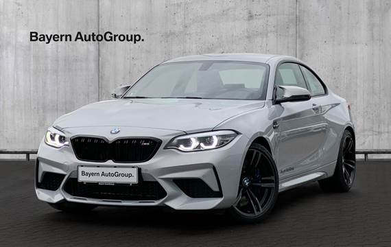 BMW M2 Coupé Competition aut. 3,0