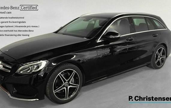 Mercedes C220 d Edition C stc. aut. 2,2