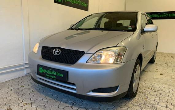 Toyota Corolla Sol 1,6