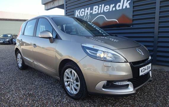Renault Scenic III dCi 110 Dynamique ESM 1,5