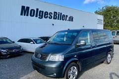 VW Multivan V6 Highline aut. 3,2
