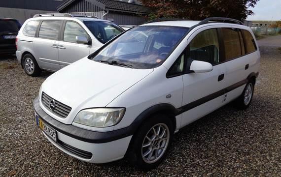 Opel Zafira 16V Comfort Flexivan 1,8