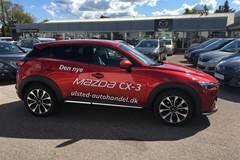 Mazda CX-3 Skyactiv-G Optimum  5d 6g 2,0