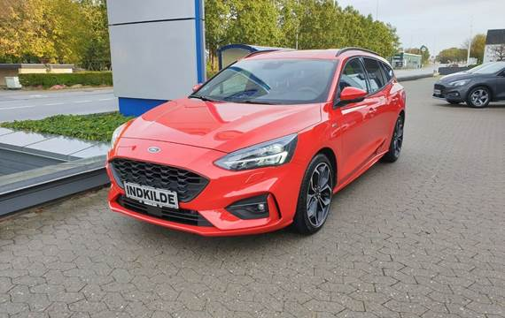 Ford Focus EcoBoost ST-Line Busin stc aut 1,5