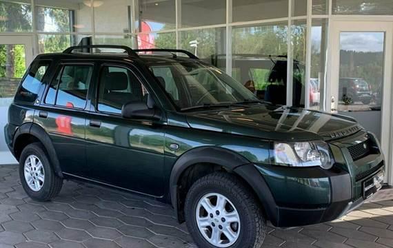 Land Rover Freelander Td4 aut. 2,0