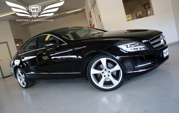 Mercedes CLS350 CDi aut. 4-M BE 3,0
