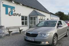 Skoda Superb TDi 105 GreenLine 1,9