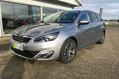 Peugeot 308 BlueHDi 120 Allure SW EAT6 Van 1,6