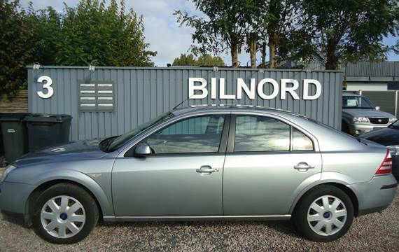 Ford Mondeo 145 Trend 2,0