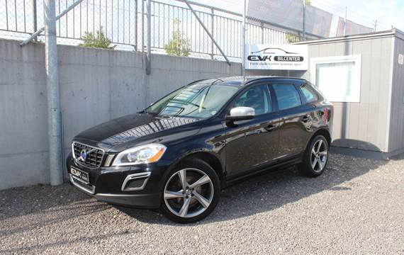 Volvo XC60 D5 215 Kinetic aut. AWD 2,4