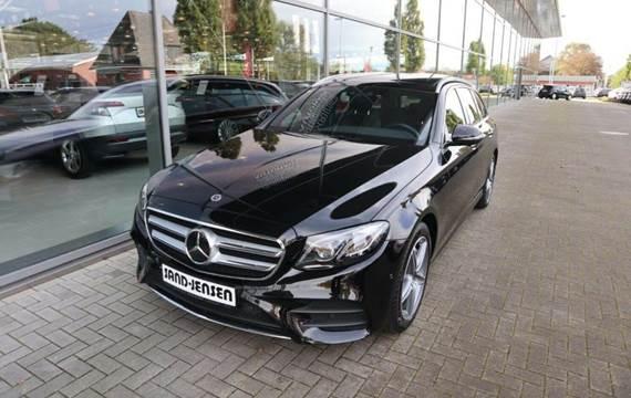 Mercedes E350 d AMG Line stc. aut. 2,9