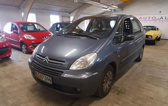 Citroën Xsara Picasso HDi Exclusive Van 1,6