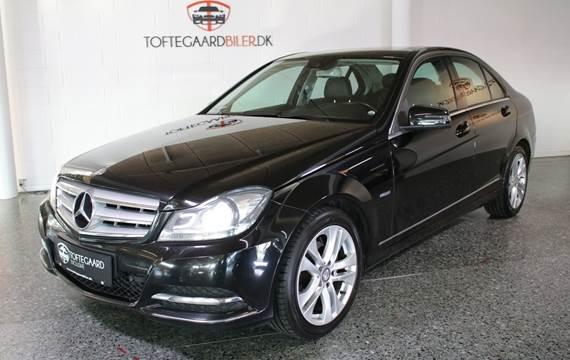 Mercedes C250 CDi Avantgarde aut. 4-M BE 2,2