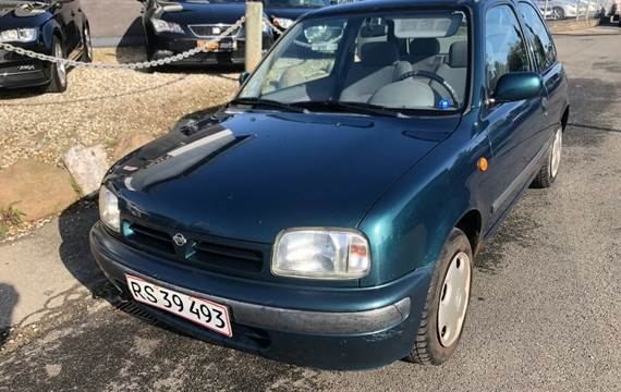 Nissan Micra Chic 1,0