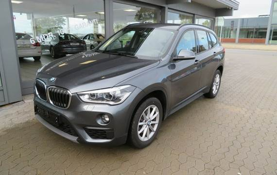 BMW X1 sDrive18i Advantage aut. 1,5
