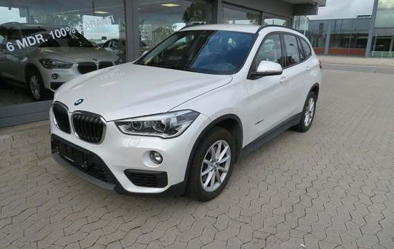 BMW X1 sDrive20d Advantage aut. 2,0