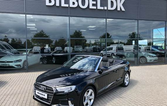 Audi A3 TFSi 116 Sport Cabriolet S-tr. 1,4