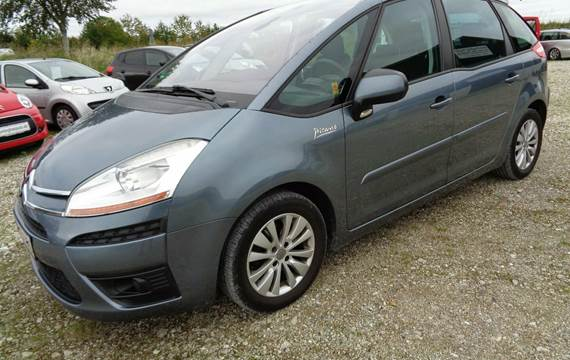 Citroën C4 Picasso HDi 110 VTR E6G Pack 1,6