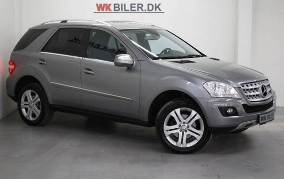 Mercedes ML350 CDi aut. 4-M Van 3,0