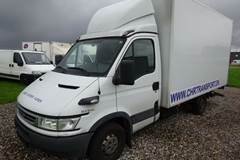 Iveco Daily 35S12 Alukasse m/lift 2,3