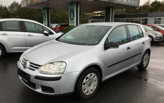 VW Golf V TDi 105 Trendline 1,9