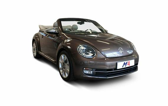 VW The Beetle TSi 160 Design Cabriolet DSG 1,4
