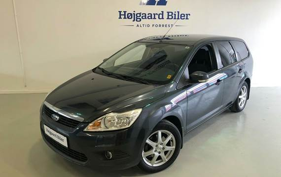 Ford Focus Ghia Collection stc. 1,6