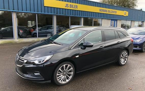 Opel Astra CDTi 160 Innovation ST 1,6