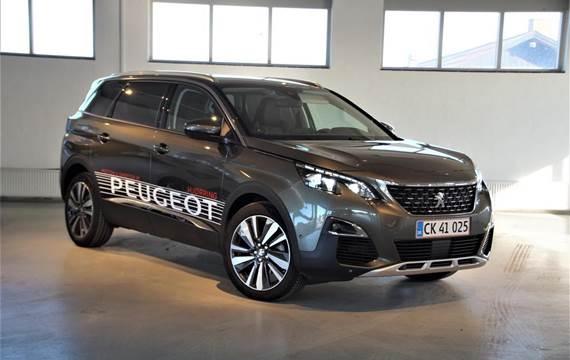 Peugeot 5008 BlueHDi 130 SUV