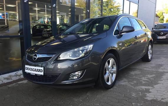 Opel Astra Turbo Sport Start/Stop  5d 6g 1,4