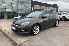 Opel Astra Sports Tourer  Turbo Enjoy  Stc 6g Aut. 1,4
