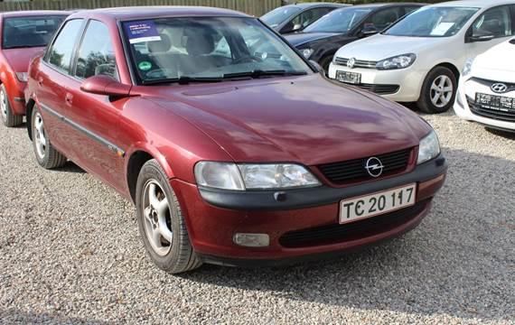 Opel Vectra 16V CDX 2,0