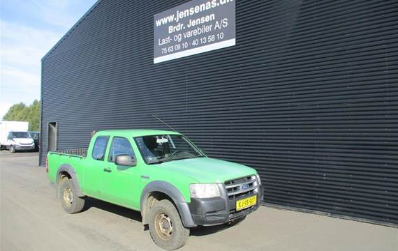 Ford Ranger Ranger Cab  TDCi XL a/c 4x4  Pick-Up 2,5