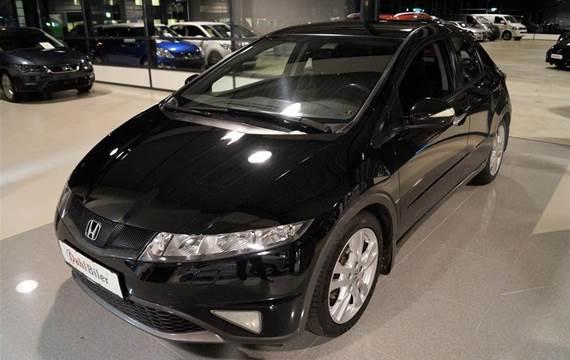 Honda Civic Sport  5d 6g 1,8