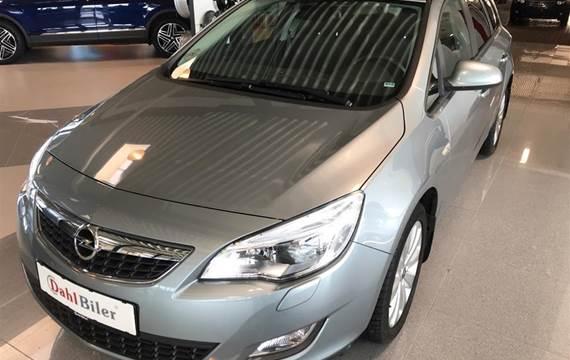 Opel Astra 1,4 Turbo Enjoy Start/Stop  5d 6g