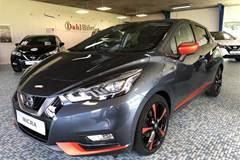 Nissan Micra IG-T Tekna Start/Stop  5d 0,9