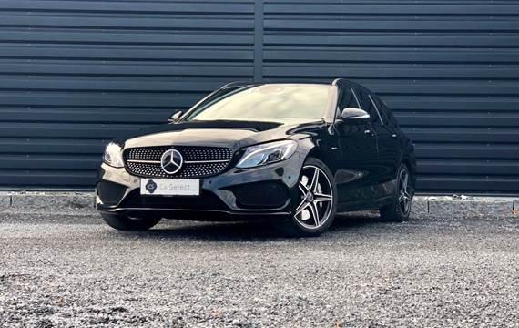 Mercedes C450 AMG stc. aut. 4-M 3,0