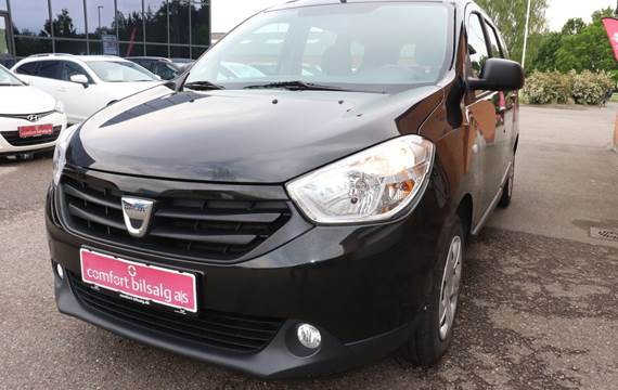 Dacia Lodgy dCi 90 Laureate 7prs 1,5