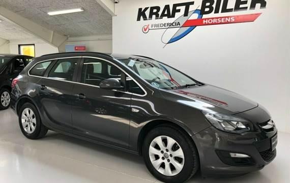 Opel Astra CDTi 110 Enjoy ST eco 1,6