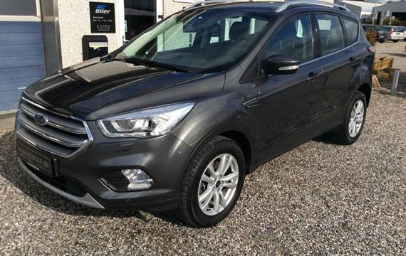 Ford Kuga TDCi 120 Trend+ aut. 1,5