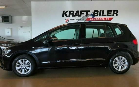 VW Golf Sportsvan TSi 125 Comfortline DSG BMT 1,4