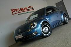 VW The Beetle TSi 150 Design 1,4