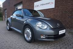 VW The Beetle TSi 160 Design Cabriolet 1,4