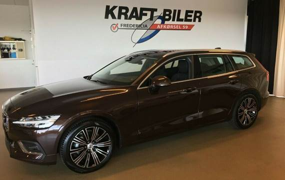 Volvo V60 D4 190 Inscription aut. 2,0