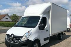 Renault Master III T35 dCi 170 Alukasse m/lift 2,3