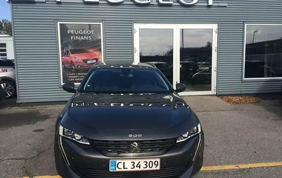 Peugeot 508 BlueHDi 130 Allure Pack SW EAT 1,5